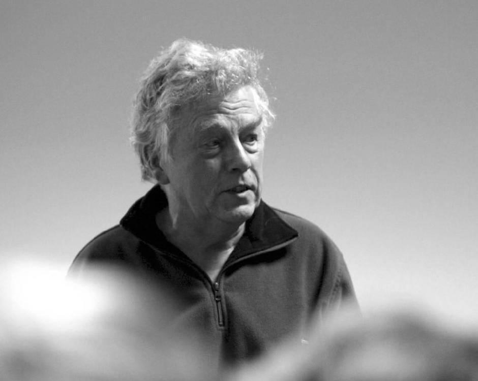 Rolf Doßmann · Bild aus dem Jahre 2008 · Foto: Matthias Haack