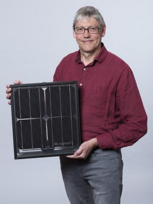 Energieberater Günter Edeler