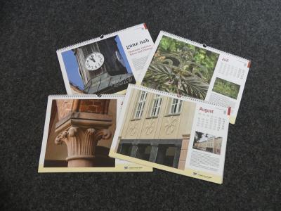 Foto zu Meldung: Pressemitteilung des Landkreises Teltow-Fläming - Denkmalkalender 2019 erschienen