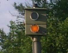 © N. Lamprecht - Geschwindigkeitsmessstation