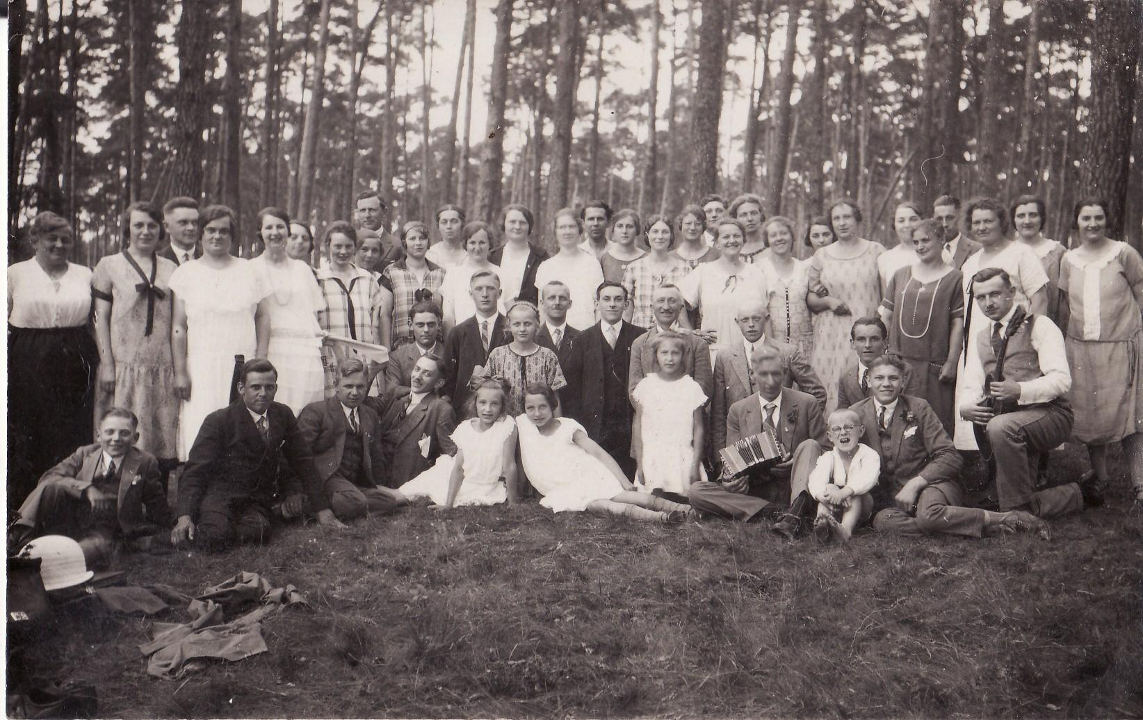 Gem. Chor Eintracht gegründet 1905
