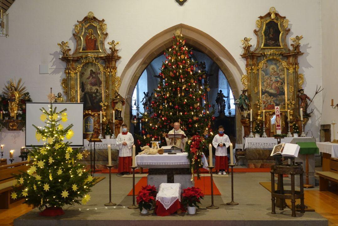 Weihnachten Miltach 2020 1