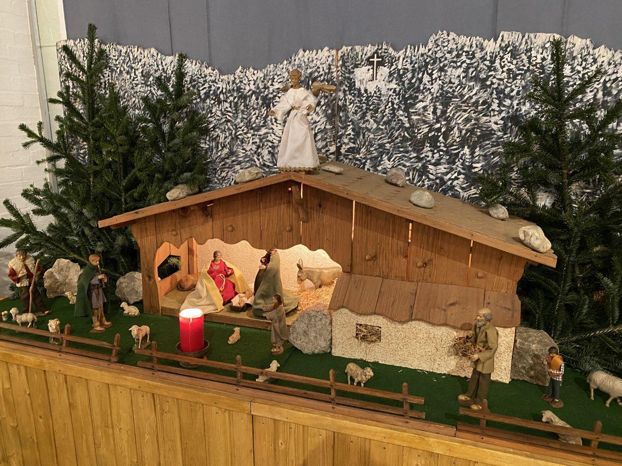 Weihnachten Miltach 2020 7