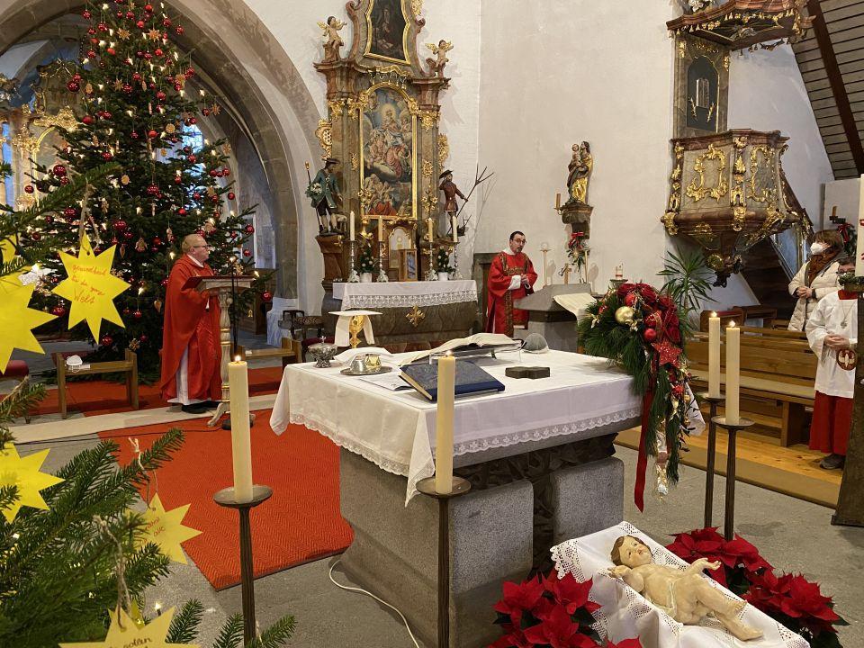 Weihnachten Miltach 2020 5
