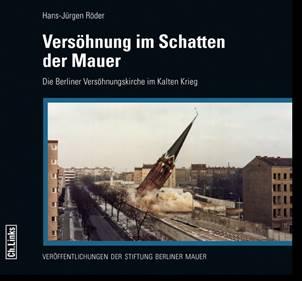 Cover: Versöhnung im Schatten der Mauer