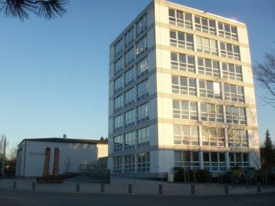 Rathaus der Stadt Schenefeld