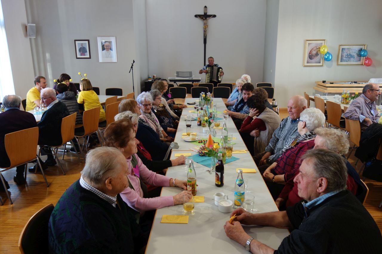 Seniorenfasching Miltach 2020 3