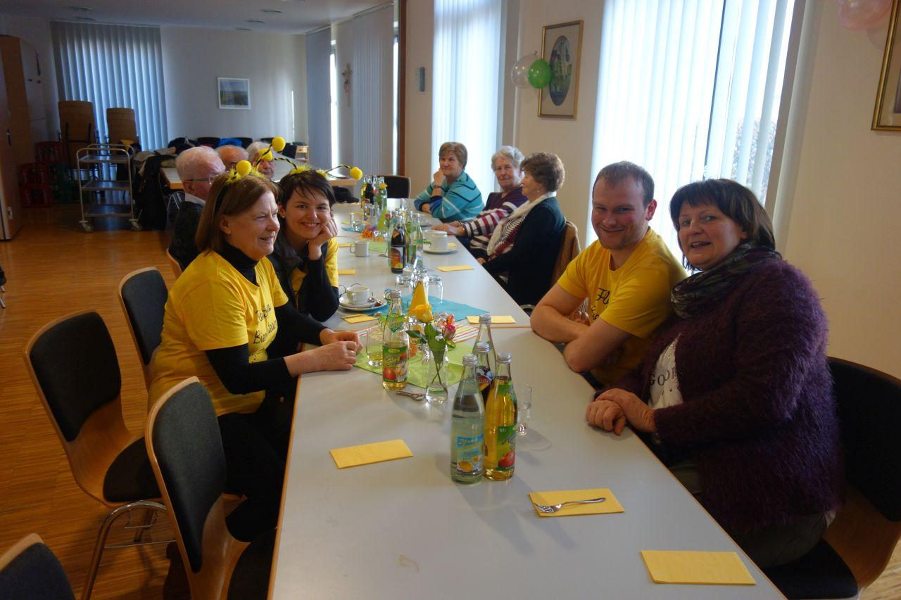 Seniorenfasching Miltach 2020 4