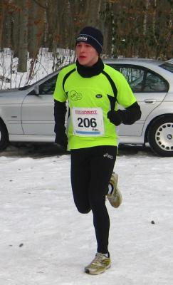 Foto zur Meldung: Laager Läufer unterstützten Spendenprojekt