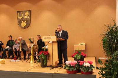 Bild der Meldung: Hoppegartner Neujahrsempfang am 20. Januar 2011 im Gemeindesaal