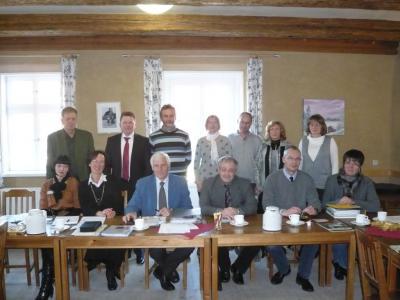 Foto zur Meldung: Gründung der  Arbeitsgemeinschaft Wassertourismusinitiative Brandenburg Süd-Ost