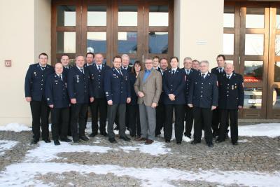 Foto zur Meldung: Jahreshauptversammlung der FFW