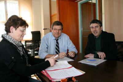Foto zur Meldung: Neuer Kurator für geplantes Besucherzentrum in Wandlitz