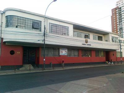 Foto zur Meldung: Neues Dach und Fenster für Schule in Valparaiso