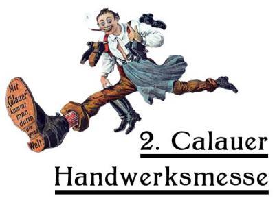 Foto zu Meldung: 2. Calauer Handwerksmesse im September geplant