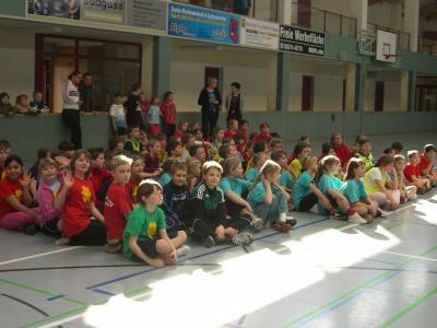 Foto zur Meldung: Zweifelderballturnier - 2011