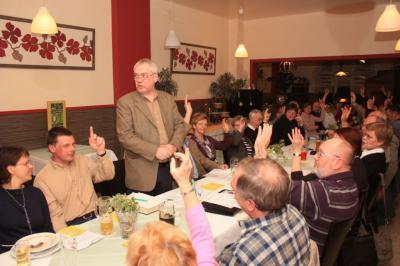 Foto zur Meldung: Reges Kulturleben im Heimatverein Calau