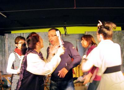 Foto zur Meldung: Neue Komödie für die 12. Kalimandscharo-Festspiele Zielitz