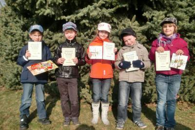 Foto zu Meldung: Mal- und Zeichenwettbewerb 2011