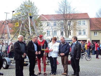 Bild der Meldung: Eröffnung der Radsaison 2011 am 17. April in Altlandsberg