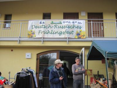 Deutsch-Russisches Frühlingsfest am 16. April 2011 in Hönow
