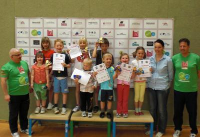 Foto zur Meldung: Ostersportfest hat Kinder stark gemacht