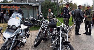 Foto zur Meldung: Calauer Biker fahren in die neue Saison