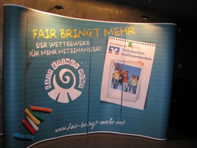 """Foto zur Meldung: Erfolg bei """"Fair bringt mehr"""""""
