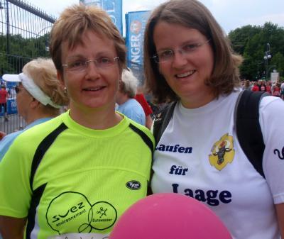 Foto zur Meldung: 28. AVON RUNNING Berliner Frauenlauf am 14. Mai 2011