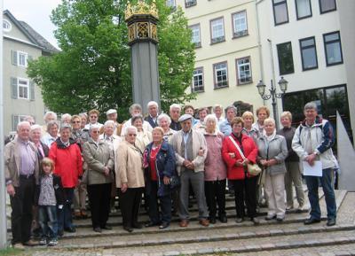 Foto zur Meldung: Gemeindeausflug nach Wetzlar