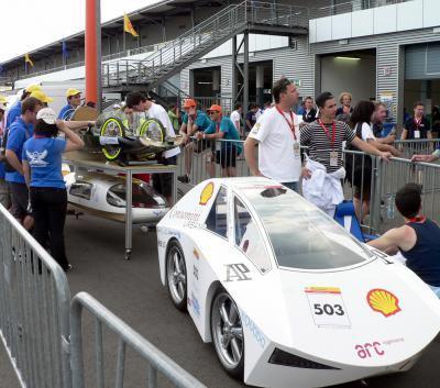 """Hingehen: Schipkau freut sich auf den """"Shell Eco-Marathon"""" 2011"""