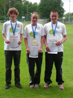 Foto zur Meldung: Landesmeisterschaften im Bahnlauf  über 5000 m und 10000 Meter
