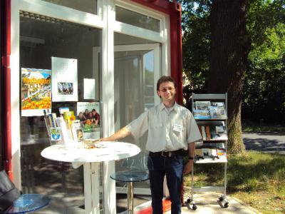 Bild der Meldung: Tourismusinformation Hoppegarten wieder geöffnet