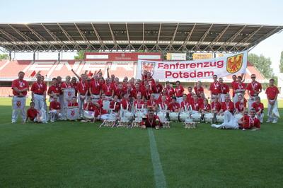 Wir sind Sieger der FANFARONADE 2011