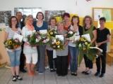 """Foto zu Meldung: Die ersten 2 Kindertagesstätten der Gemeinde Osternienburger Land erhielten Zertifikate für den Abschluss der Qualifizierungsinitiative """"Bildung elementar"""""""