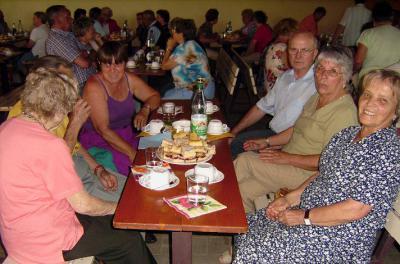 Foto zur Meldung: Seniorenradtour nach Beerfelde