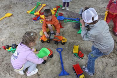 """Vorschaubild zur Meldung: Internationaler Kindertag in der KITA """"Sonnenschein"""""""