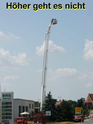 Foto zu Meldung: Tag der offenen Tür bei der Freiwilligen Feuerwehr in Mühlberg