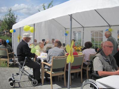 Bild der Meldung: Sommerfest im Pflegewohnstift Hönow