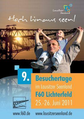 9. Besuchertage im Lausitzer Seenland vom 25.-26. Juni