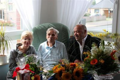 Bild der Meldung: 100. Geburtstag in Hönow