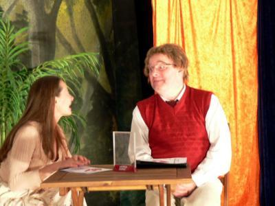 Foto zur Meldung: Schauspieler aus der Altmark bei den 12. Kalimandscharo-Festspiele Zielitz