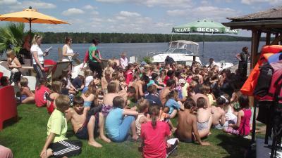 Foto zur Meldung: Traditionelles Fun-Sportfest der Teupitzer Grundschüler
