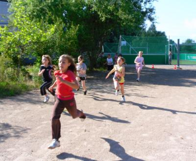 Foto zur Meldung: Sportlich