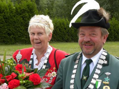 Foto zu Meldung: Schützenfest 2011 in Calau
