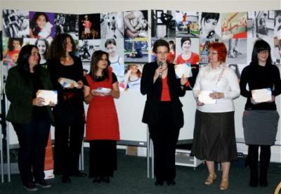 Foto zur Meldung: Dresdner Mädchen auf der Überholspur? Präsentation des Lebenslagenberichtes 2011