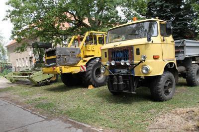 Foto zu Meldung: Zweitauflage der Heinersdorfer Landwirtschaftsausstellung war ein voller Erfolg