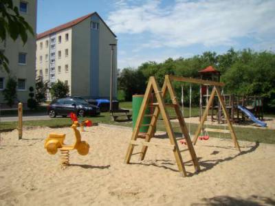 verwaltungsgemeinschaft hainich werratal kinderspielplatz am hainberg in mihla konnte. Black Bedroom Furniture Sets. Home Design Ideas