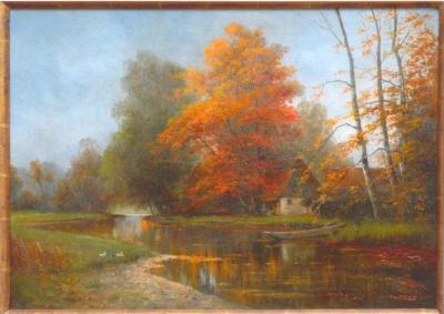 Spendenaktion für Gemäldeankauf im Spreewald-Museum