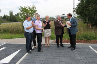 Bild der Meldung: 46 Parkplätze für PKWs an der S-Bahnstation Birkenstein können gebaut werden